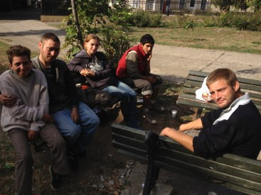 Homeless from Iasi 5