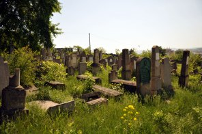 Jewish Cemetery Iasi Romania 015