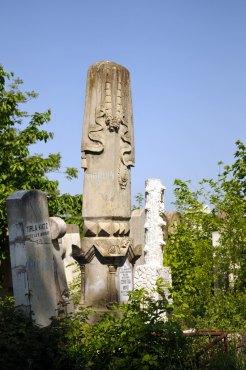 Jewish Cemetery Iasi Romania 023