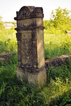 Jewish Cemetery Iasi Romania 033