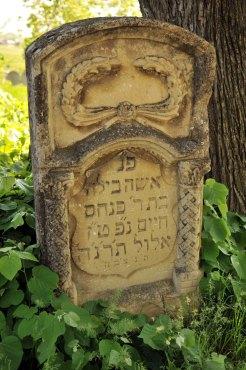 Jewish Cemetery Iasi Romania 034