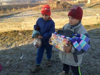 Shoeboxes Day nr 2 018