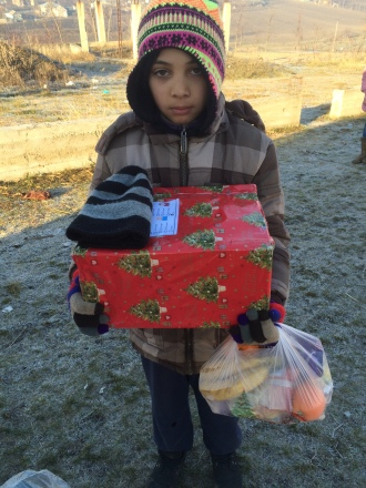Shoeboxes Day nr 2 025