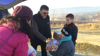 Shoeboxes Day nr 2 040