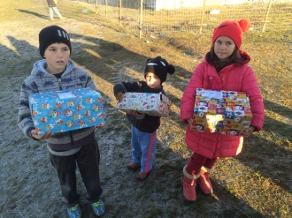 Shoeboxes Day nr 2 048